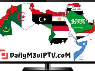 arabic iptv m3u playlist