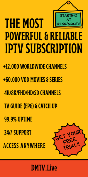 best iptv subscription